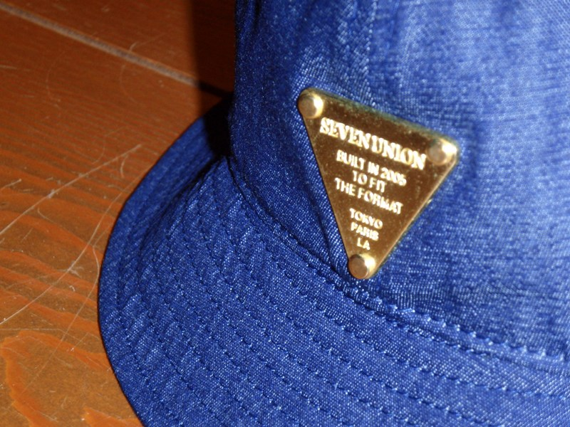 2014 7UNION Spring BucketHat Hat STREETWISE ストリートワイズ バケットハット ハット 神奈川 藤沢 湘南 スケート ファッション ストリートファッション ストリートブランド