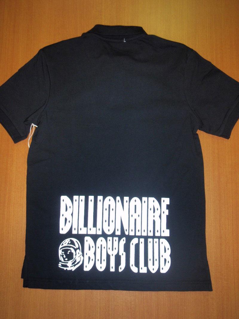 2014 BillionaireBoysClub Summer Polo STREETWISE ストリートワイズ ポロシャツ 神奈川 藤沢 湘南 スケート ファッション ストリートファッション ストリートブランド