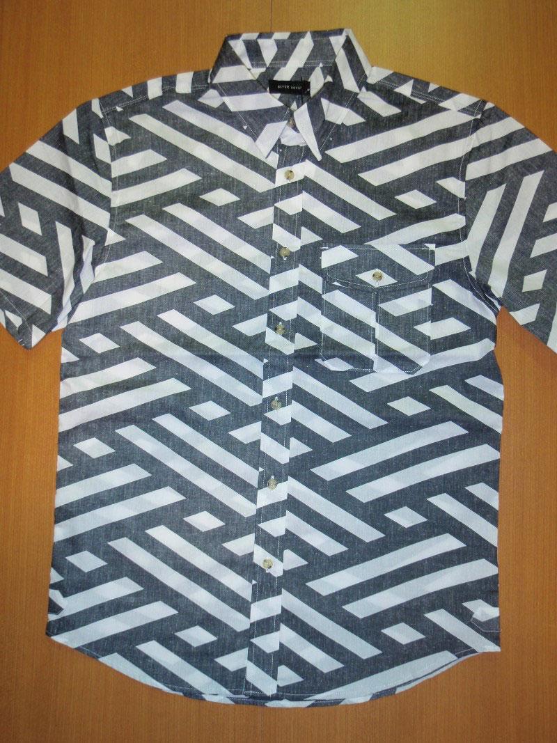 2014 BlackScale Summer S/S Shirt STREETWISE ストリートワイズ シャツ 半袖シャツ 神奈川 藤沢 湘南 スケート ファッション ストリートファッション ストリートブランド
