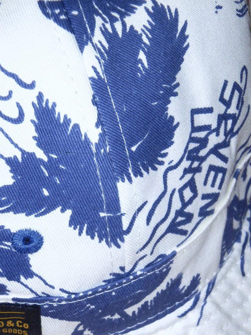 2014 7UNION Summer Bell Hat STREETWISE ストリートワイズ 神奈川 藤沢 湘南 スケート ファッション ストリートファッション ストリートブランド