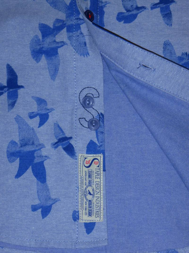 STAPLE 2014 Summer Shirt STREETWISE ストリートワイズ シャツ 神奈川 藤沢 湘南 スケート ファッション ストリートファッション ストリートブランド
