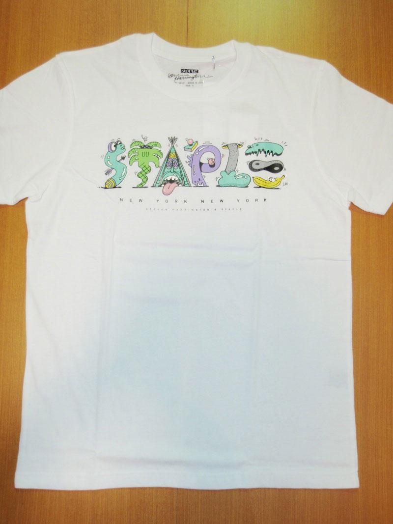 2014 STAPLE Summer Tee STREETWISE ストリートワイズ 神奈川 藤沢 湘南 スケート ファッション ストリートファッション ストリートブランド