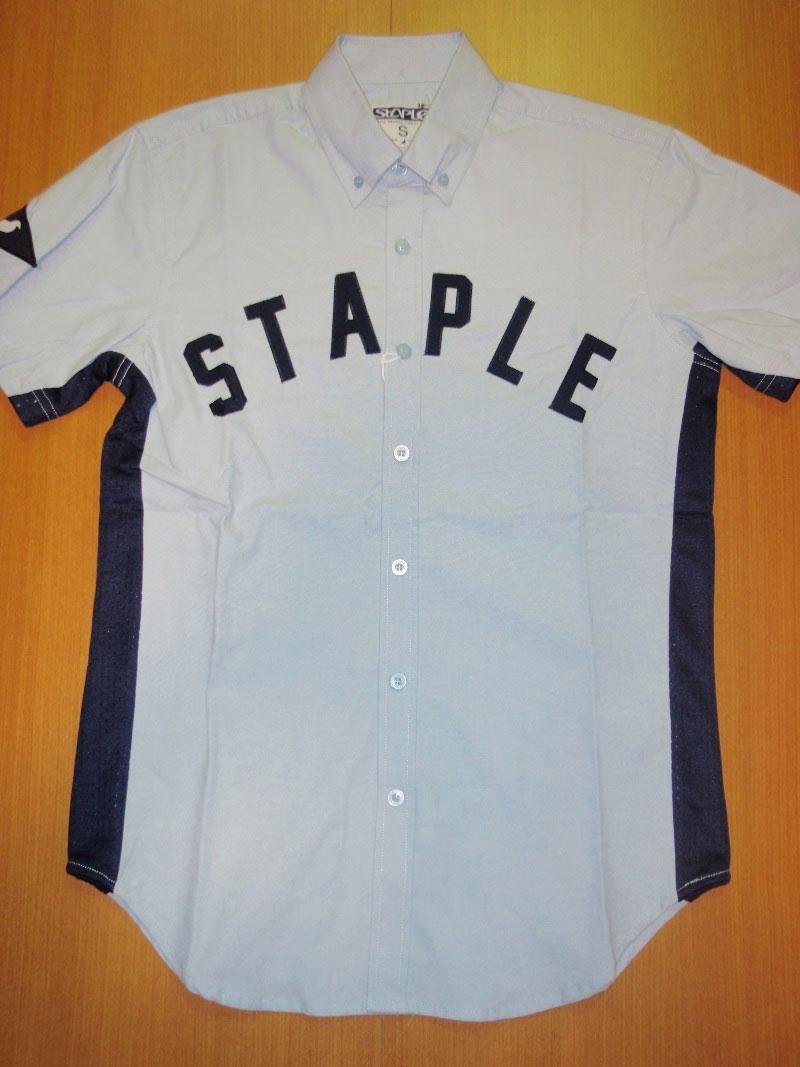 2014 STAPLE Shirt Pigeon STREETWISE ストリートワイズ 神奈川 藤沢 湘南 シャツ スケート ファッション ストリートファッション ストリートブランド