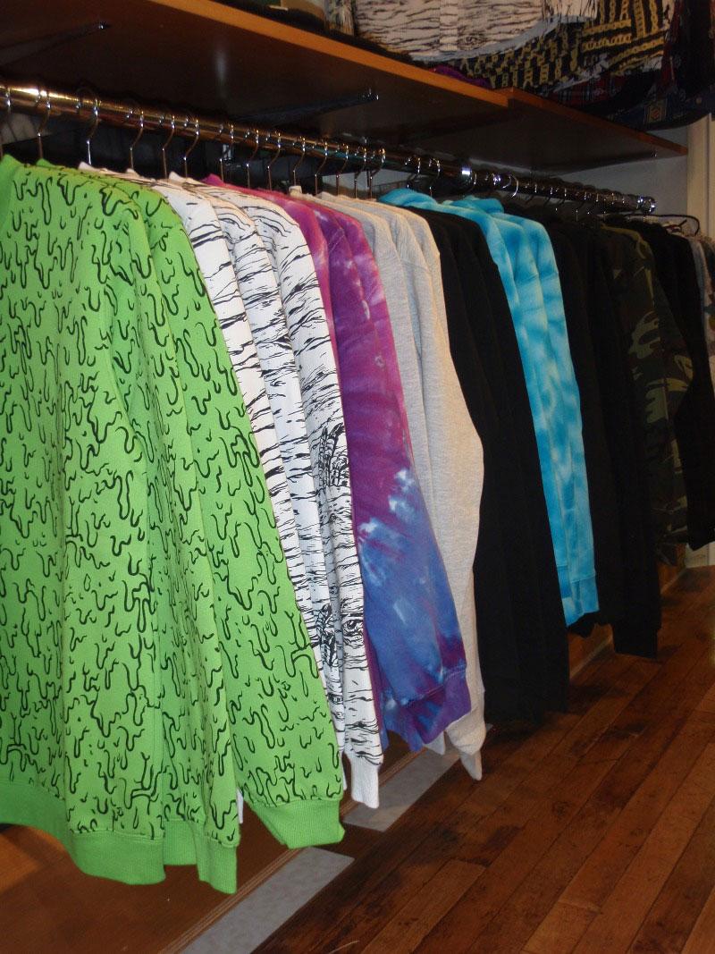 2014 Mishka Fall Jacket Shirt Sweat CrewNeck PullOver ZipHoody STREETWISE ストリートワイズ ジャケット スウェット クルーネック ジップフーディー 神奈川 藤沢 湘南 スケート ファッション ストリートファッシ