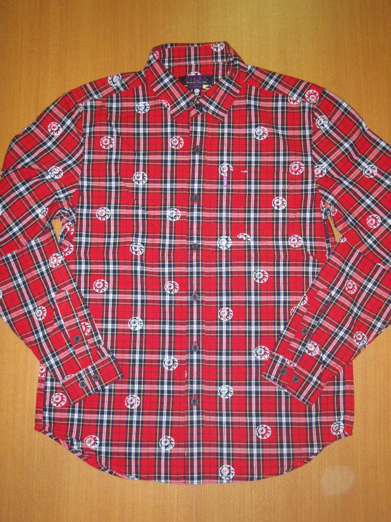 2014 Mishka Fall Shirt Button Up KeepWatch STREETWISE ストリートワイズ シャツ 神奈川 藤沢 湘南 スケート ファッション ストリートファッション ストリートブランド