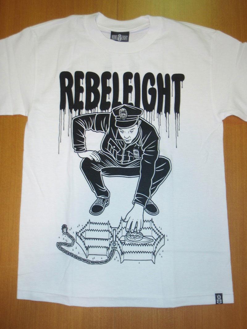 2014 REBEL8 Fall Tee MikeGiant STREETWISE ストリートワイズ 神奈川 藤沢 湘南 スケート ファッション ストリートファッション ストリートファッション