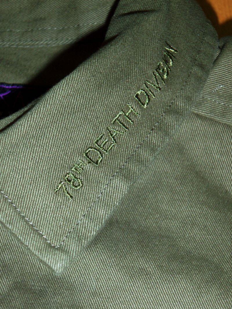 2014 MishkaFall Button Up Shirt STREETWISE KeepWatch ストリートワイズ シャツ 神奈川 藤沢 湘南 スケート ファッション ストリートファッション ストリートブランド