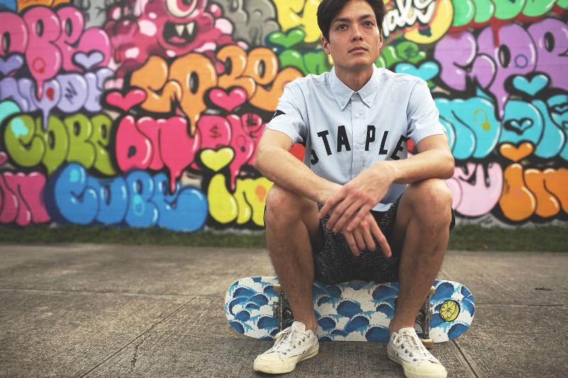 STAPLE 2014 Summer LookBook STREETWISE ストリートワイズ 神奈川 藤沢 湘南 スケート ファッション ストリートファッション ストリートブランド