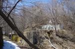 無くなった橋の下