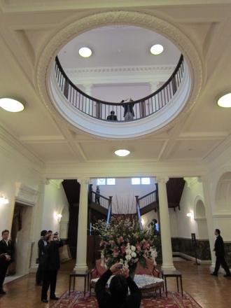 1階ホール①