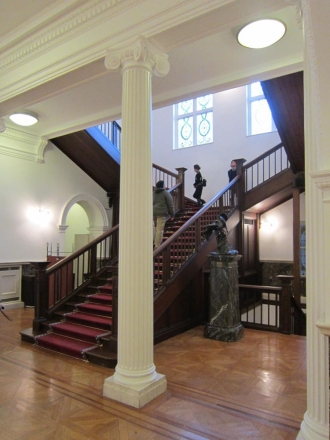 階段廻り③