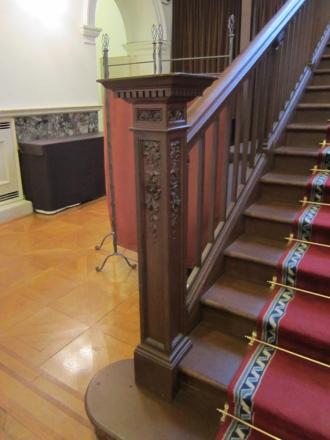 階段廻り⑦