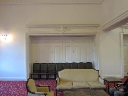 音楽ホール入口①