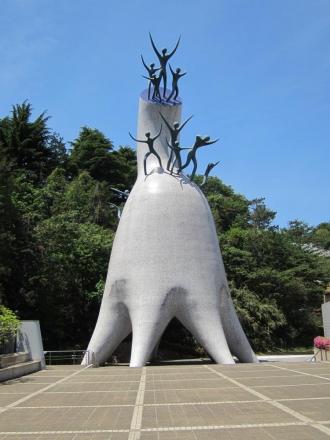 岡本太郎美術館⑥