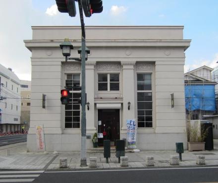 旧足利銀行栃木支店②