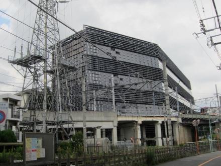東京工業大学環境エネルギーイノベーション棟①