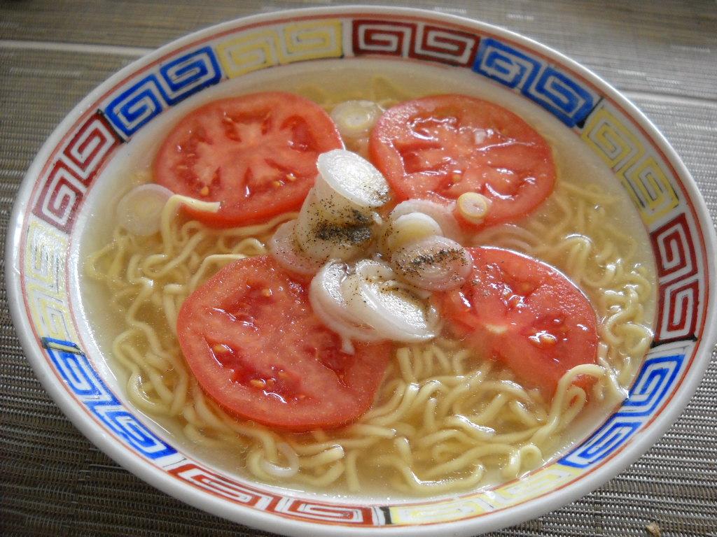 マルちゃん正麺塩トマト