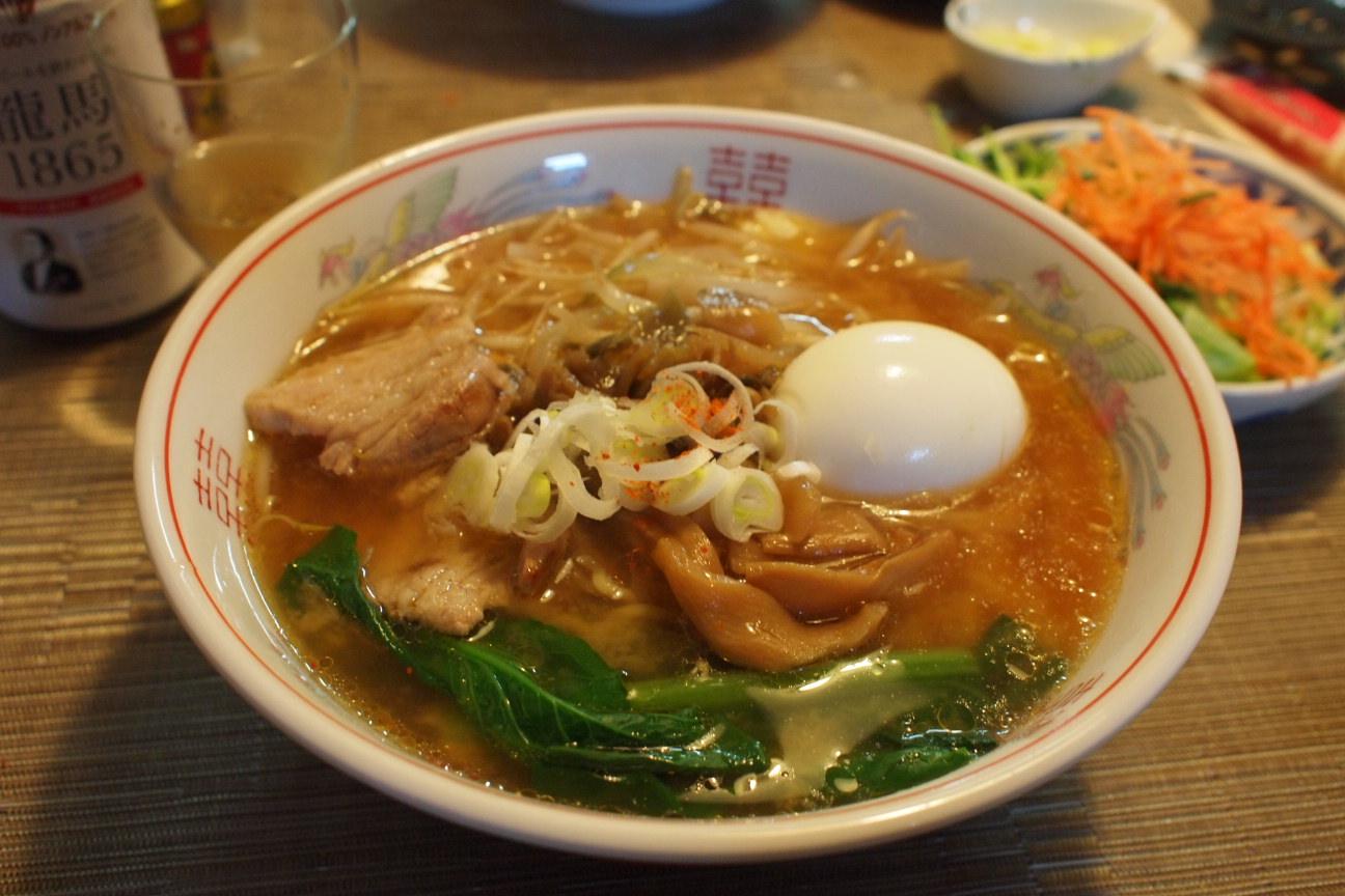 味噌ラーメン (2)