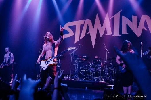 Finland Fest 2014 Stam1na