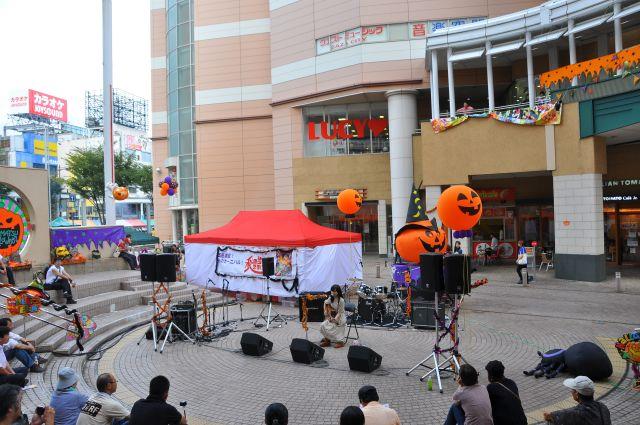 AonA秋の芸術祭 2013の一部