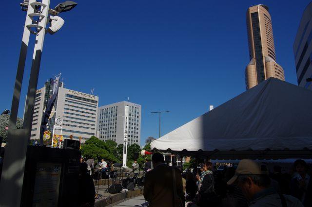 第22回ハママツジャズウィーク ストリート ジャズ フェスティバル2