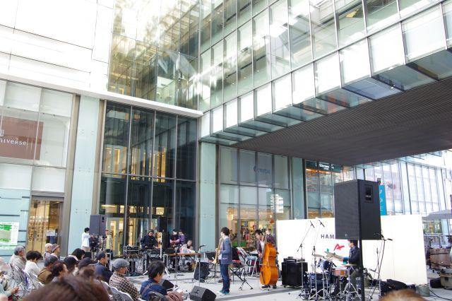 第22回ハママツジャズウィーク ストリート ジャズ フェスティバル3