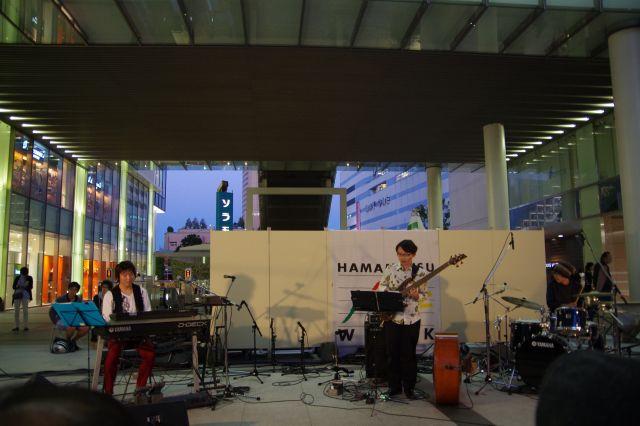 第22回ハママツジャズウィーク ストリート ジャズ フェスティバル11