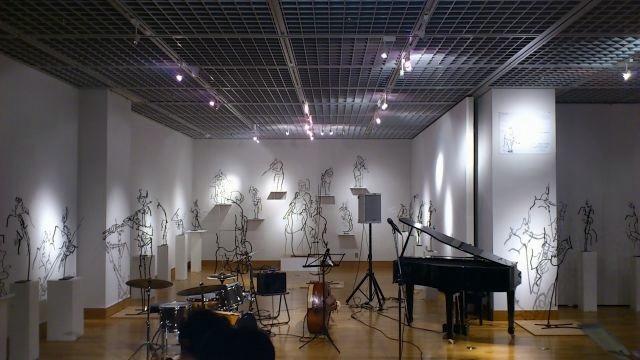 企画展「スイングする鉄筋彫刻part2」@楽器博物館4