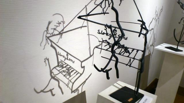 企画展「スイングする鉄筋彫刻part2」@楽器博物館3
