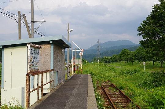 会津大塩駅 2