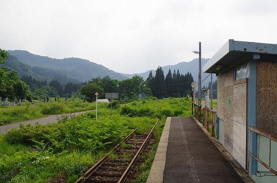 会津大塩駅 3