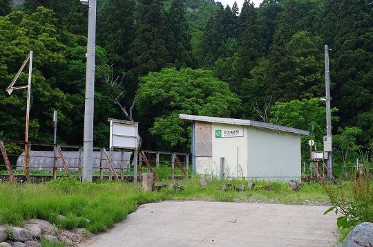 会津蒲生駅 1