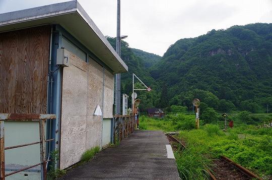 会津蒲生駅 3