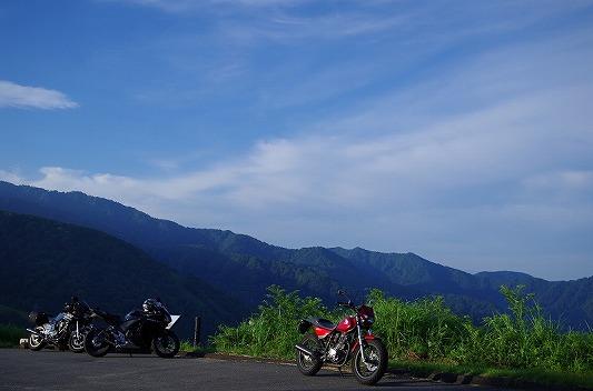 毛無山 3