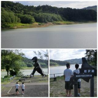 ・1桂沢湖