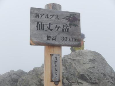 140712甲斐駒仙丈岳15