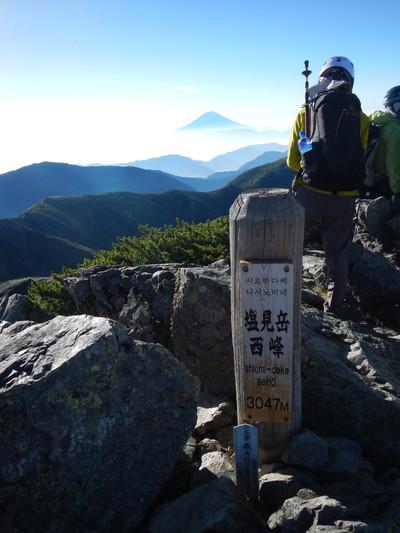 140725塩見岳間ノ岳北岳08
