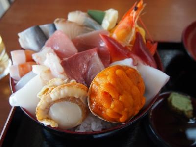 道の駅よつくら海鮮丼
