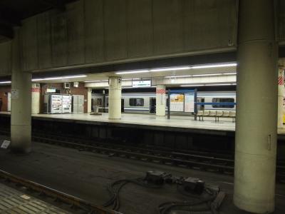 東京駅総武線快速横須賀線ホーム