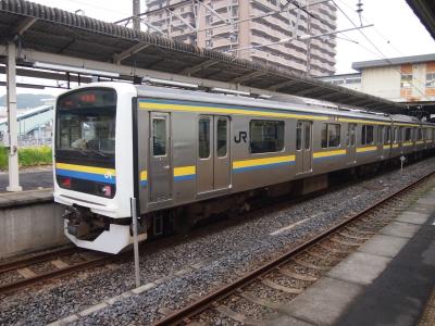 209系君津駅