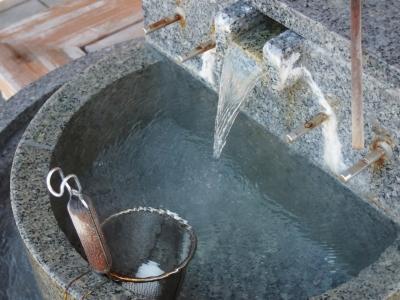 和倉温泉、温泉卵作るところ