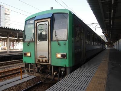 キハ120高山本線