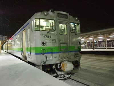 キハ40滝川駅2013