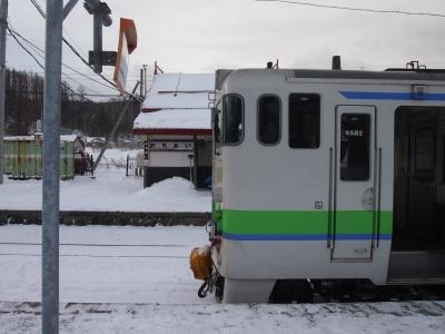 キハ40落合駅20132
