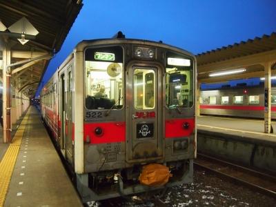 キハ54釧路駅