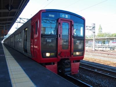 鹿児島本線813系