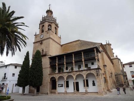 2013年5月28日サンタ・マリア・ラ・マヨ-ル教会