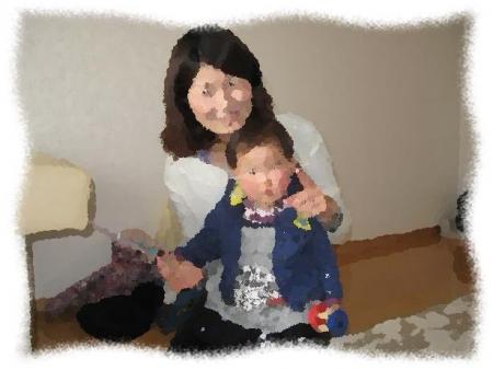 2014年1月16日Sさん親子