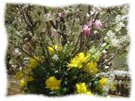 2014年4月5日お花