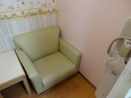2014年6月7日ディアモール大阪の授乳室⑤